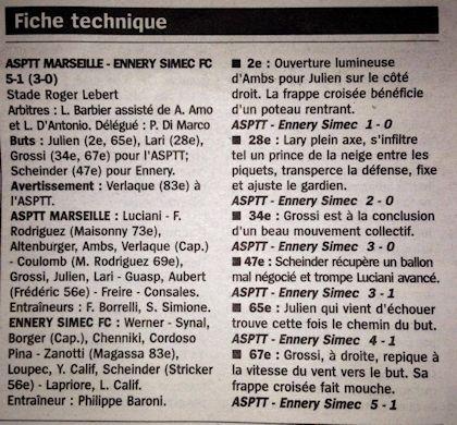 La Marseillaise 27-04-14-2