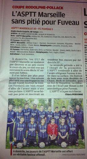 La Provence 18-11-2013